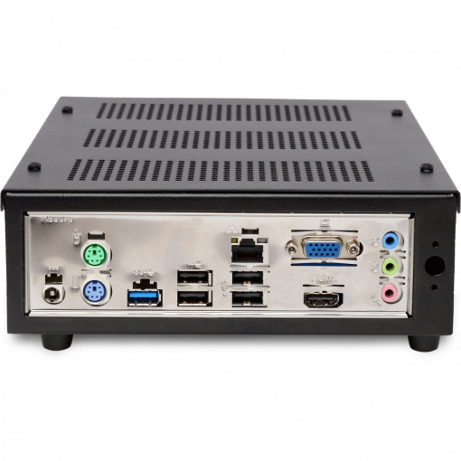 Neo Thin Client rear view