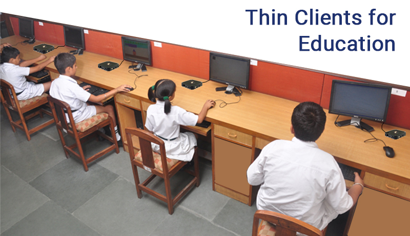 Thin Clients for Education
